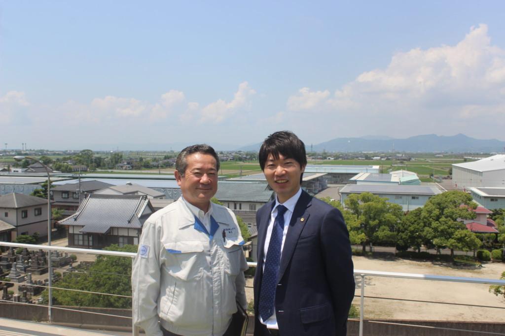 株式会社シグマ(本社 佐賀市鍋島町)代表取締役 香月信夫様